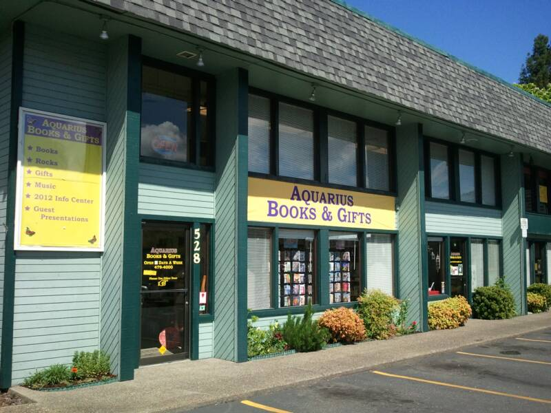 Aquarius Books & Gifts