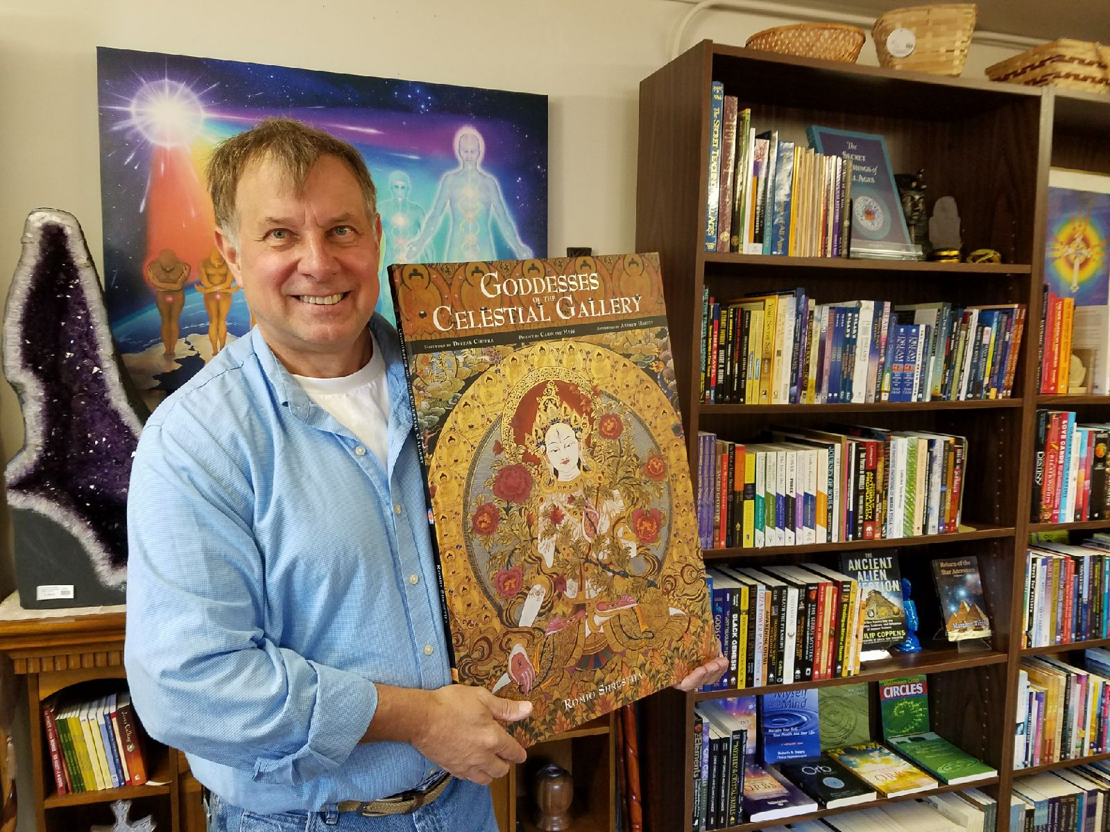 fred jenning rogers aquarius books and gifts grants pass oregon goddesses celestial gallery romio
